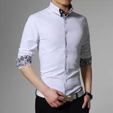 cheap mens white dress shirts cocktail dresses 2016