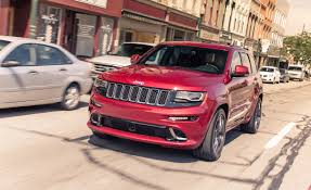 jeep srt 2014 2014 jeep grand cherokee srt test u2013 review u2013 car and driver