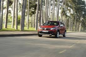 Dacia Sandero Stepway Specs 2009 2010 2011 2012 Autoevolution