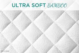 Crib Mattress Protector Pad Baby Crib Mattress Protector Pad The Softest Bamboo Rayon Fiber