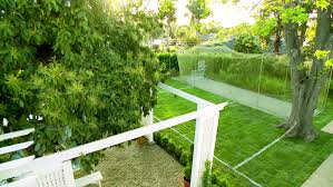 a backyard made for sports and relaxation going yard hgtv