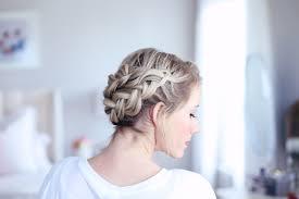 easy diy crown braid cute girls hairstyles