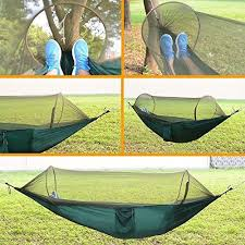 9 5 feet hammock with mosquito net tent for 4 season outdoor