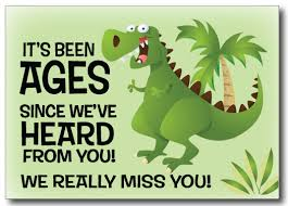 i miss you cards we miss your business postcard pc80023 harrison greetings