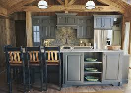 elmwood kitchen cabinets elmwood cabinets kitchen rustic with stainless steel appliances dark