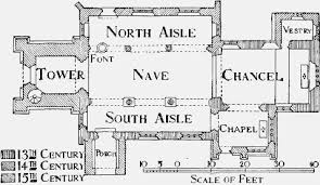 All Saints Church Floor Plans by Parishes Aldwinkle All Saints History