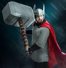 marvel thor s hammer 4 oversized foam prop thinkgeek