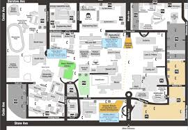 Fresno City College Map Fresno State University Map Image Gallery Hcpr