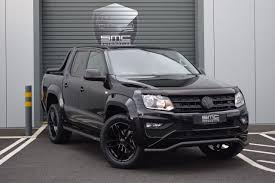 volkswagen black used 2017 volkswagen amarok 3 0tdi v6 4motion smc hawk edition 272