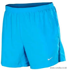 light blue nike shorts nike blue shorts men 5 dri fit lined woven distance 2xl nike men