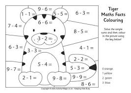 best ideas of coloring addition worksheets for download