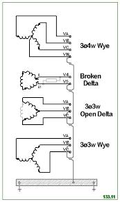 open delta pt vs wye pt electric power u0026 transmission