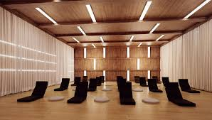 yoga room design home design