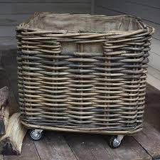 log baskets notonthehighstreet com