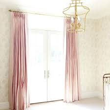 Soft Pink Curtains Baby Pink Blackout Curtains Australia Gopelling Net