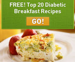 diabetic breakfast meals free diabetic breakfast recipes