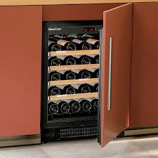 eurocave performance 59 built in wine cellar right hinged custom