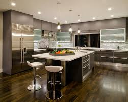 modern living kitchens interiors for modern living
