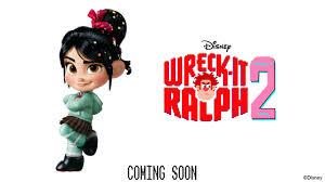 wallpaper vanellope wreck ralph 2 animation movies 6202