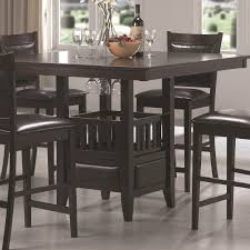 coaster fine furniture 100958 100959 jaden square counter height