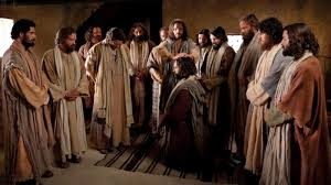 jesus calls twelve apostles to preach and bless others mormon