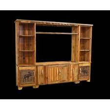 rustic entertainment centers you u0027ll love wayfair