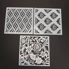 online get cheap kitchen stencils free aliexpress com alibaba group