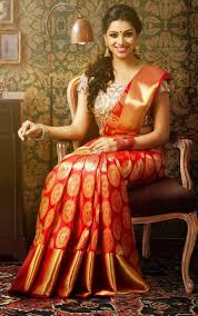 traditional bridal hairstyle curly hairstyles for saree