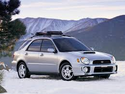 Subaru Wrx Roof Rack by 2001 Subaru Impreza Wrx Sw Review Gallery Top Speed