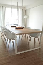 chaise de salle manger design table de salle manger design a industriel bois metal