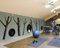 Design Home Gym Layout Custom Home Gym Wallpaper With Kids Play Area Home Gym