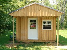 Build Small House by How To Build A 12x20 Cabin On A Budget 15 Steps With Pictures