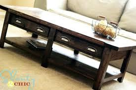 free coffee table plans homemade coffee table plans luisreguero com