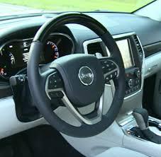 Grand Cherokee Interior Colors 2017 Jeep Grand Cherokee Summit Test Drive And Interior U2013 Video