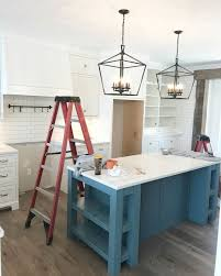 Blue And White Kitchen Cabinets 662 Best Paint Colors Kitchen Cabinets Images On Pinterest