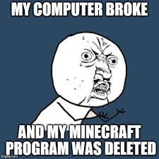 Meme Maker Program - y u no meme imgflip