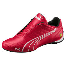 ferrari shoes puma ferrari future cart cat men u0027s motorsport shoes in red for men