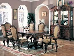 formal dining rooms sets contemporary formal dining room sets