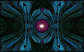 blue kaleidoscope wallpaper abstract blue pink fractals symmetry kaleidoscope wallpaper