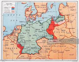 Map Of Munich Germany by Map Of Prussia Pictures Getty Images