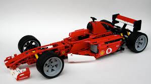 lego ferrari updated 8386 ferrari f1 racer thirdwigg com
