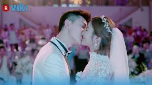 wedding dress sub indo because of meeting you ep 38 evil s beautiful wedding