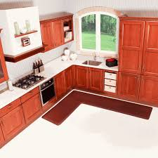 L Shaped Kitchen Rug L Shaped Kitchen Rug And Photos Madlonsbigbear