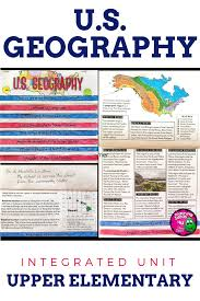 United States Map With Latitude And Longitude Printable by U S Geography Unit Informational Texts Maps Activities Regions