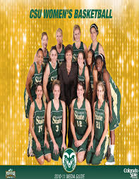 lexus tulsa cup hosted by adidas 2016 2010 11 women u0027s basketball media guide by colorado state