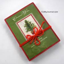 christmas gift card boxes christmas card box into gift box idea 2