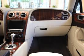 flying spur bentley interior bentley continental flying spur 1st generation