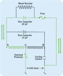 single pole and double pole contactors