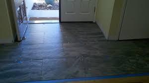 wall trim options for tiled entryway floor flooring diy