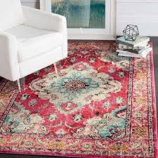 Princess Area Rug 7 X 9 Area Rugs Rugs The Home Depot